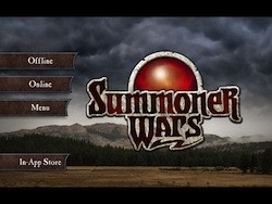 Summoner Wars iPad