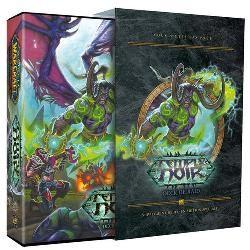 World of Warcraft JCC : Le Temple Noir