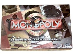 Monopoly - Edition de Luxe