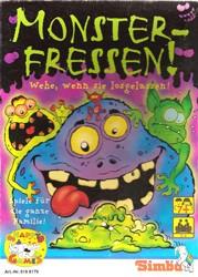 Monster-Fressen !
