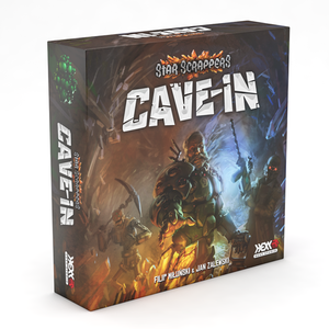 Star Scrappers: Cave-in