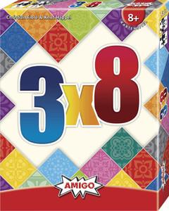 3 X 8