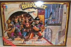 Heroquest : Against the Ogre Horde
