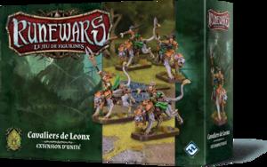 Runewars - Cavaliers de Leonx