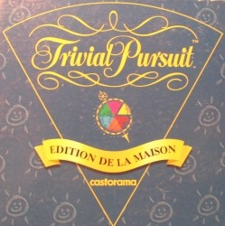 Trivial Pursuit - Édition de la Maison