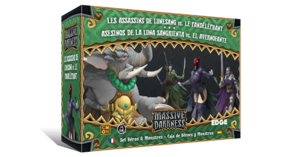 Massive Darkness : Les Assassins de Lunesang vs. Le Pandéléphant Massive Darkness