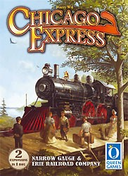 Chicago Express : Narrow Gauge & Erie Railroad Company