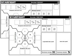 Starfight - Expansion Pack VI: Battleships