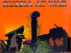 Russia at war