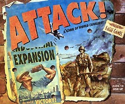 Attack! : Expansion Set
