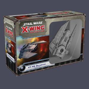 X-Wing : Jeu de Figurines - Décimateur VT-49