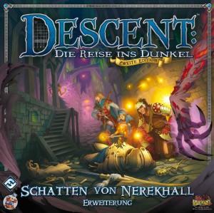 Descent 2. Edition: Schatten von Nerekhall Erweiterung