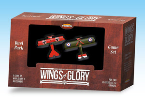 Wings of Glory : WW1 Miniatures Duel Packs
