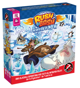 Rush & Bash: Winter is Now
