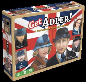 Get Adler !