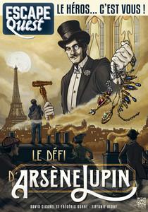 Escape Quest N°4 - Le Défi d'Arsène Lupin