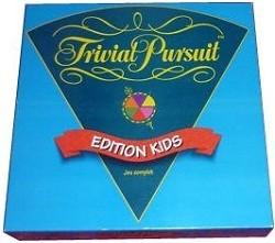 Trivial Pursuit - Edition Kids