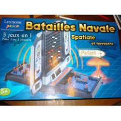 Bataille Navale Spatiale et Terrestre (parlant)