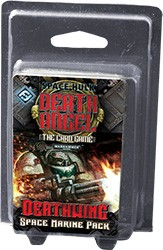 Space Hulk Death angel : Pack Space Marine Deathwing
