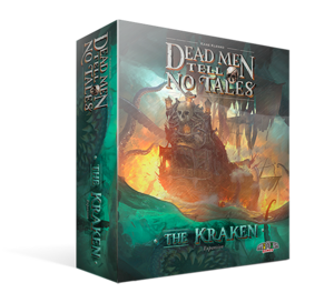 Dead Men Tell No Tales - The Kraken