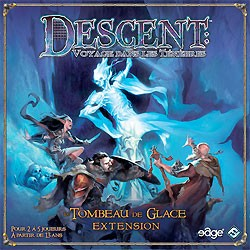 Descent : Le Tombeau de Glace