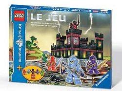 Lego - Knights kingdom - Le Jeu