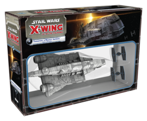 X-Wing : Jeu de Figurines - Transport d'Assaut Impérial