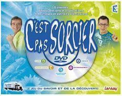 C'est pas sorcier DVD
