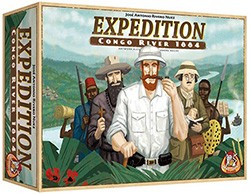 Expedition – Congo river 1884