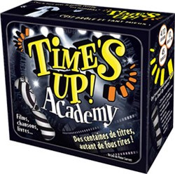 Time's Up ! Academy