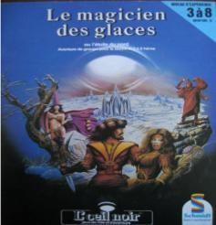 L'Œil Noir - La Magicien des Glaces (Schmidt)
