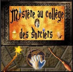 Mystère au Collège des sorciers