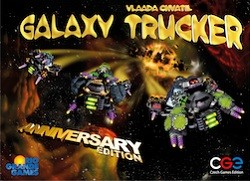 Galaxy Trucker : 5th Anniversary Edition