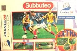 Subbuteo - France 98