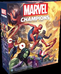 Marvel Champions : Le Jeu De Cartes