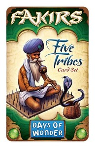 "Five Tribes - Extension ""Fakirs"""