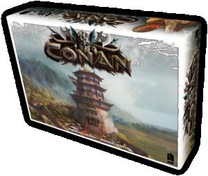 Conan : extension la tour de Khitai