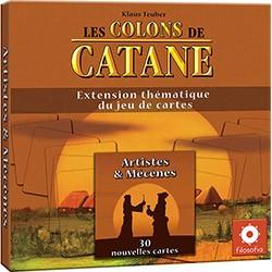 Les Colons de Catane : Artistes & Mécènes