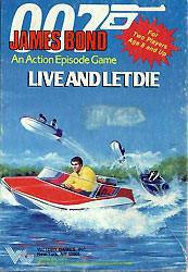 James Bond 007 - Live and Let Die