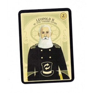 Bruxelles 1897 Leopold