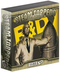 Steam Torpedo : Booster R&D