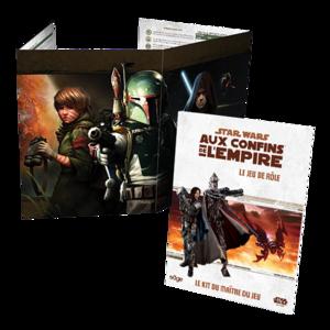 Star Wars : Aux Confins de l'Empire - Le Kit du Maître de Jeu