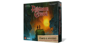 Robinson Crusoé  : extension Contes & Mystères