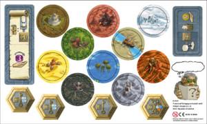 Terra Mystica - Erweiterungsbogen