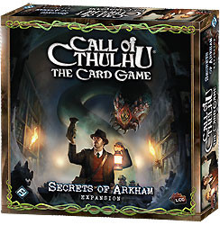 Call of Cthulhu : Secrets of Arkham