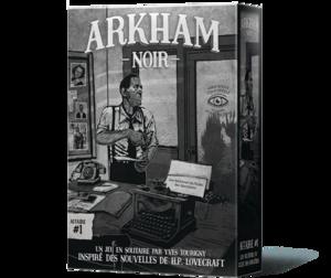 Arkham Noir - Affaire #1 :  Les Meurtres du Culte des Sorcières