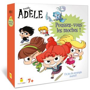 Mortelle Adèle - Poussez vous les moches !