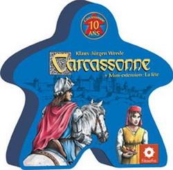 Carcassonne - 10ème anniversaire