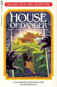 Choose your own adventure : House of danger
