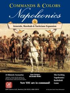 Commands & Colors : Napoleonics, Expansion 5 : Generals, Marshals & Tacticians